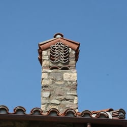 Photo Of Shield Roofing   Carlsbad, CA, United States. Custom Chimney Roof  And