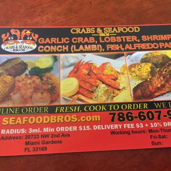 Photo Of Crabs Seafood Bros Miami Gardens Fl United States