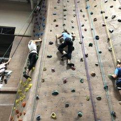 Indoor rock climbing scottsdale