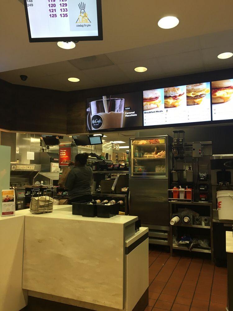 McDonald's: 542361 US Hwy 1, Callahan, FL