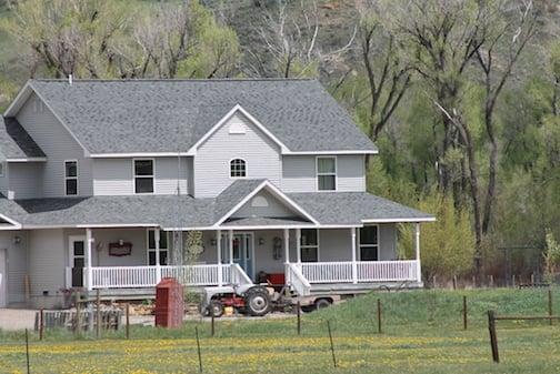 Horse & Hen Farmhouse Inn: 39992 County Rd 80, Hayden, CO