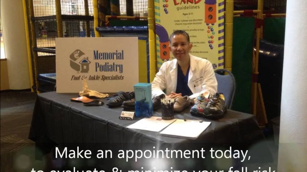 Memorial Podiatry: 603 Wycliffe Dr, Houston, TX