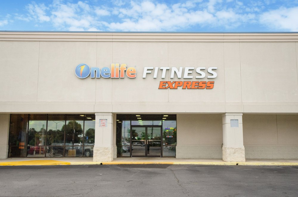 Onelife Fitness Atlanta - Newnan Express - 23 Fotos ... Onelife Fitness