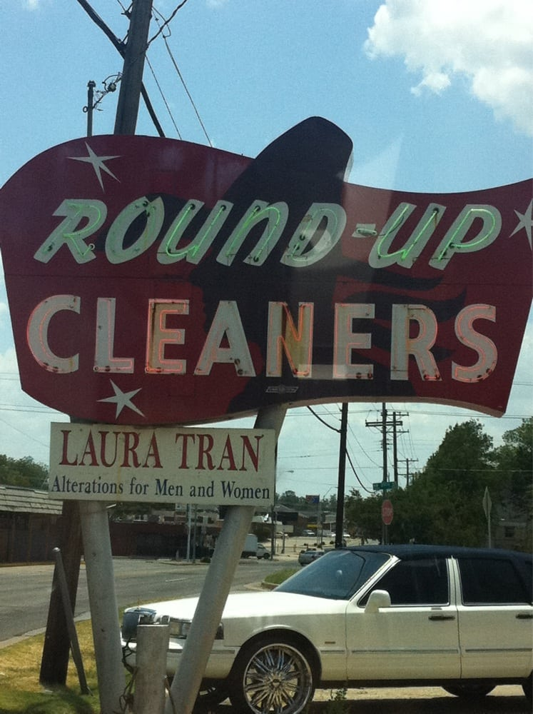 Round-Up Cleaners