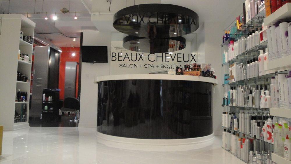 Beaux cheveux salon spa boutique massage 401 se 6th st evansville in phone number yelp - Beaux rideaux salon ...