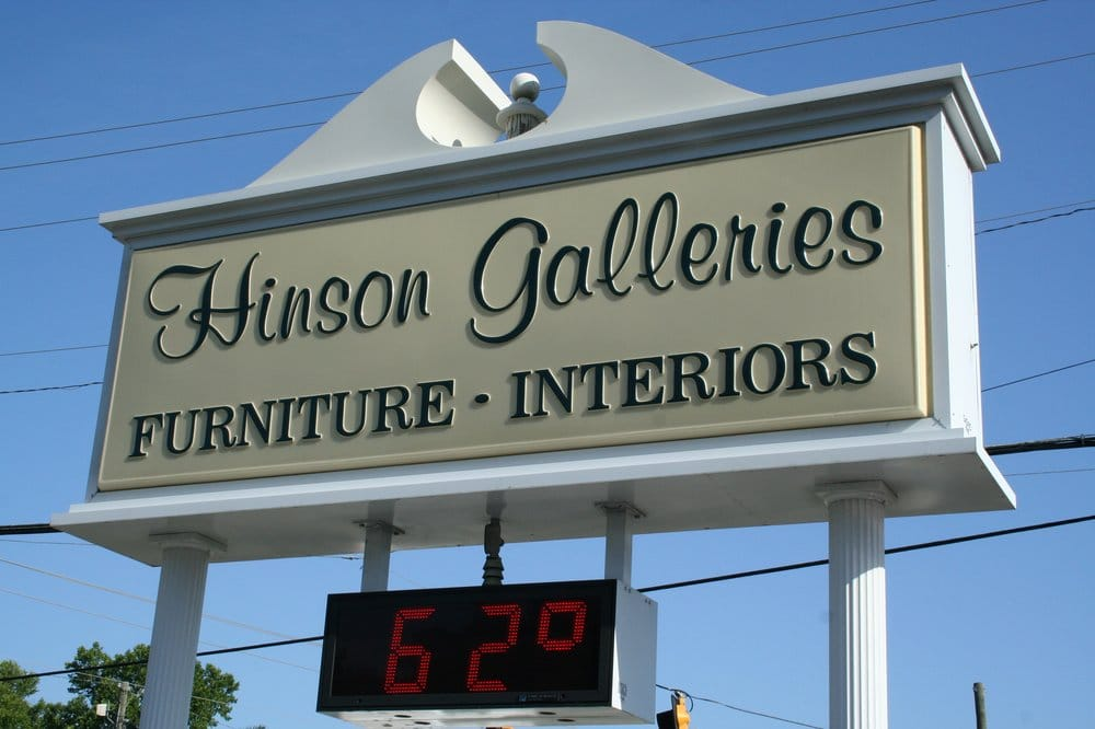 Hinson Galleries  16 Photos  Furniture Shops  1208 13th. Benjamin Moore White. In Cabinet Lighting. Chair Rail Designs. Retractable Ceiling Fan. Wine Barrel Sink. Polyester Fabric Couch. Southwest Pillows. Small Deck Designs