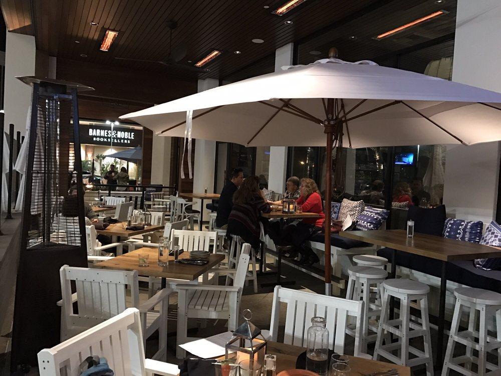Brio Coastal Bar And Kitchen Torrance Ca