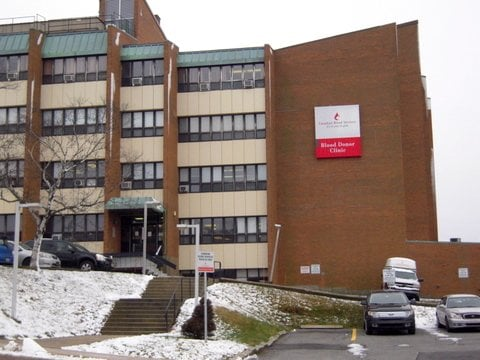 Canadian Blood Services: 7071 Bayers Road, Halifax, NS