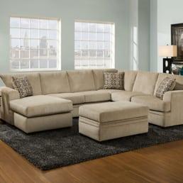 Bon Photo Of Home Zone Furniture   Sherman, TX, United States. Jillian  Sectional By