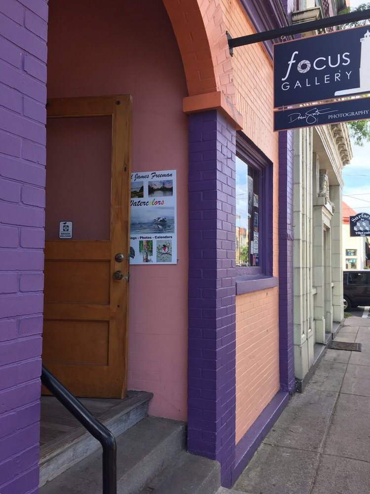 Focus Gallery: 402 Main St, Frankfort, MI