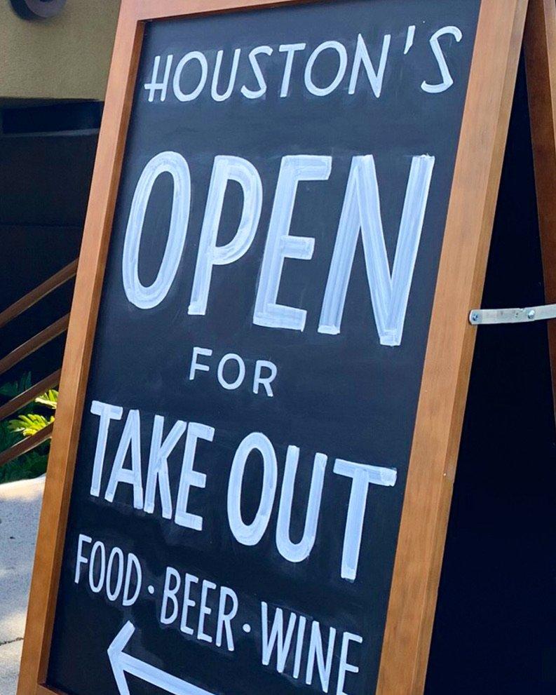 Houston's Restaurant: 3539 Northside Pkwy NW, Atlanta, GA