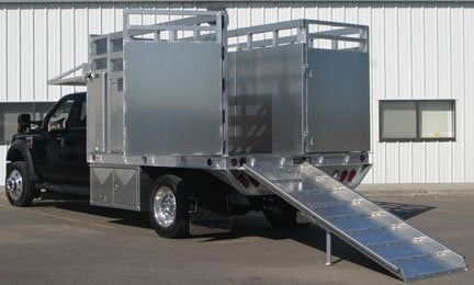 Horse Hauler Flatbed By Highway Products 1 800 Tool Box Yelp