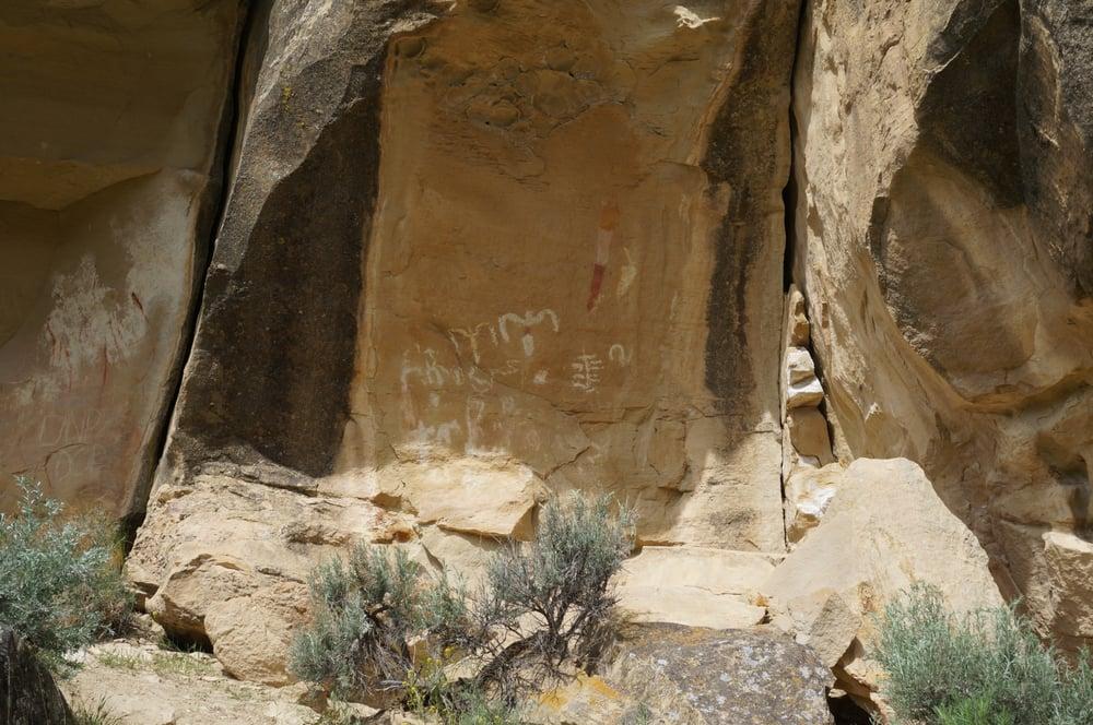 Canyon Pintado National Historic District: Colorado 139, Rangely, CO