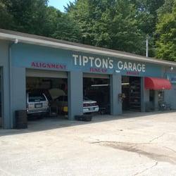 Tipton Garage Auto Repair 2804 Wildwood Rd Maryville
