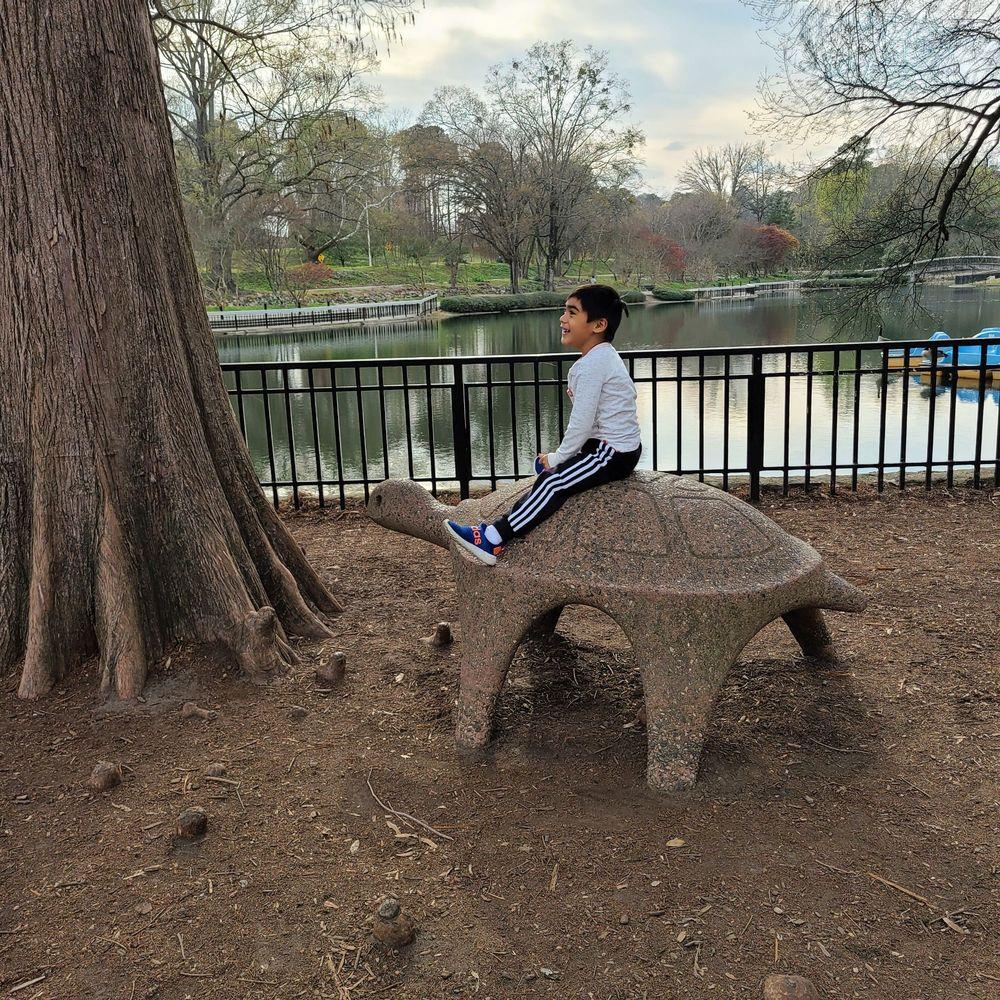 Social Spots from Pullen Park