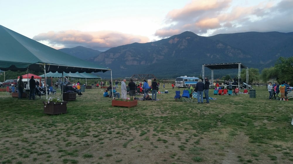 The Skamania County Fair: 720 SW Rock Creek Dr, Stevenson, WA