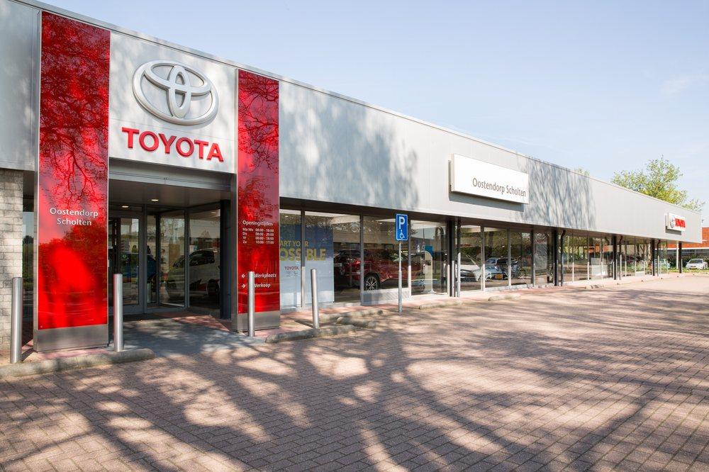 Toyota Garage Nijmegen : Oostendorp scholten toyota nijmegen angebot erhalten