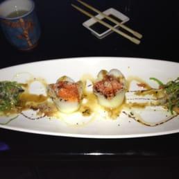 Sakana Japanese Restaurant - Nanuet, NY, United States. Maria's special salad (who's Maria??)