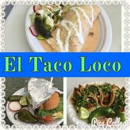 El Burrito Loco Food Truck