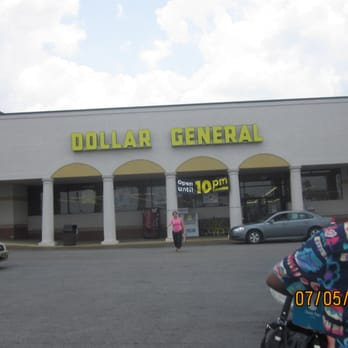 P O Of Dollar General Store Montgomery Al United States