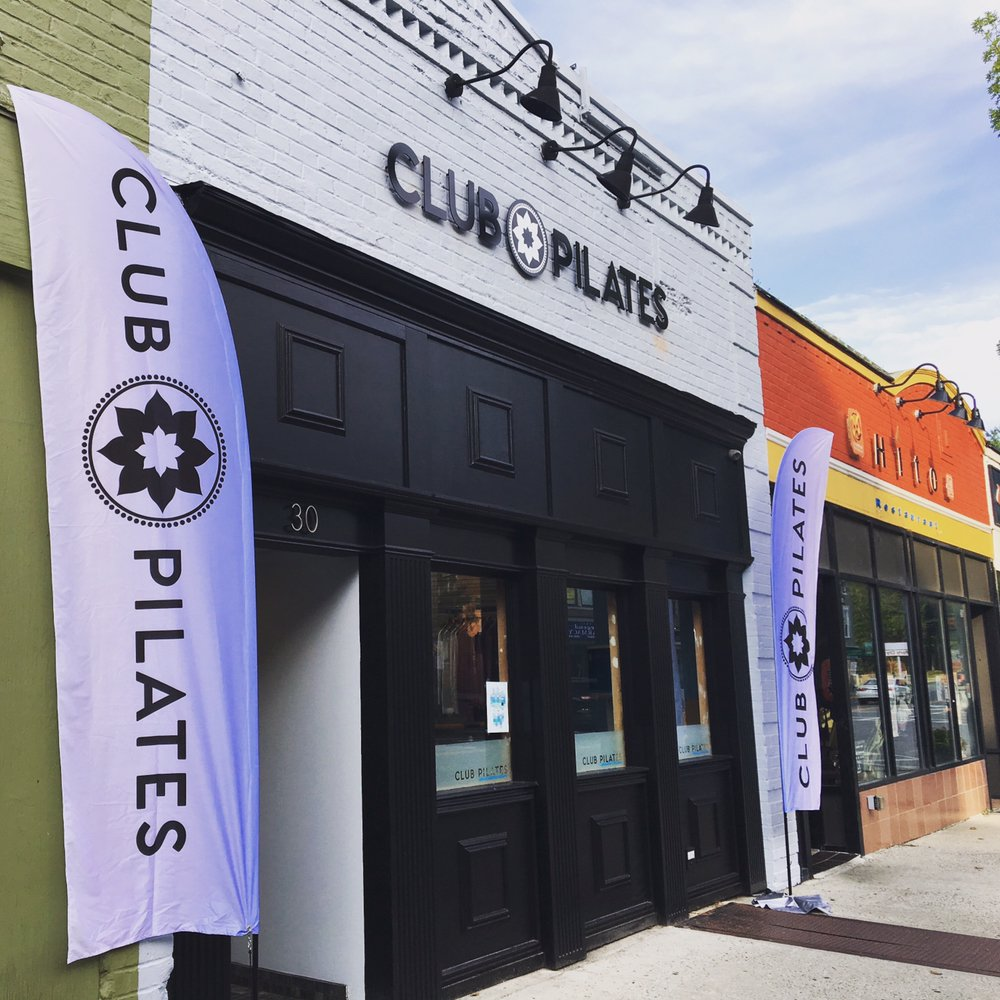 Club Pilates: 30 E Main St, Mount Kisco, NY