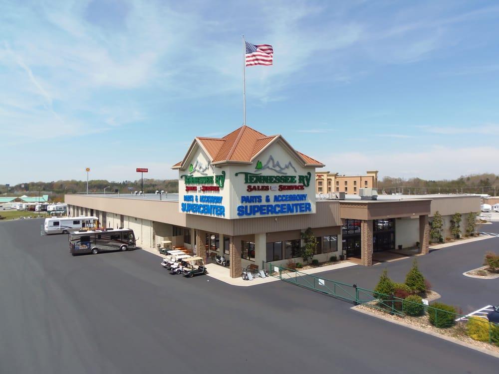 Supercar Dealership Near Me >> Tennessee RV Supercenter - 13 Reviews - RV Dealers - 835 ...