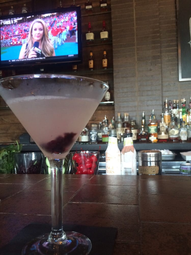 Blueberry Blossom Tini Yelp