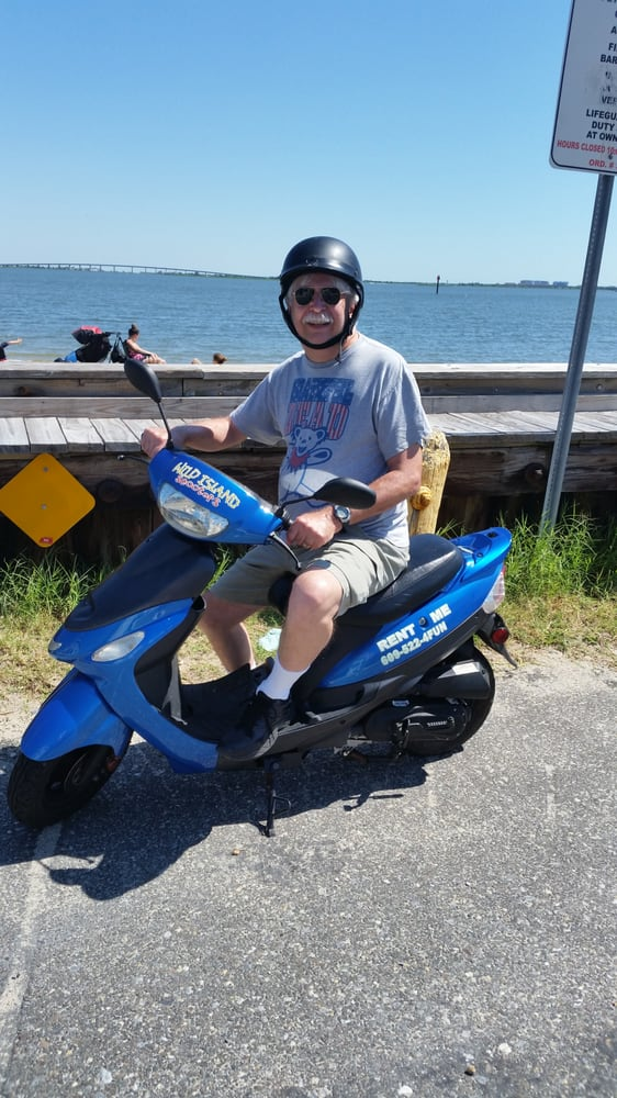 Wild Island Scooters