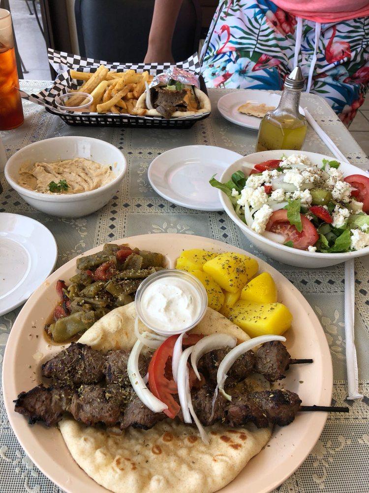 Savvas Greek Cuisine & Grill: 6730 Atascocita Rd, Atascocita, TX