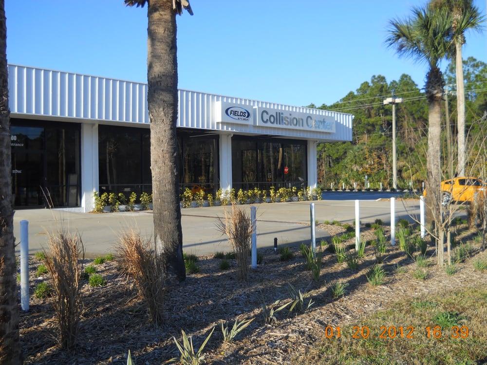 Fields Collision Center Daytona Beach Fl