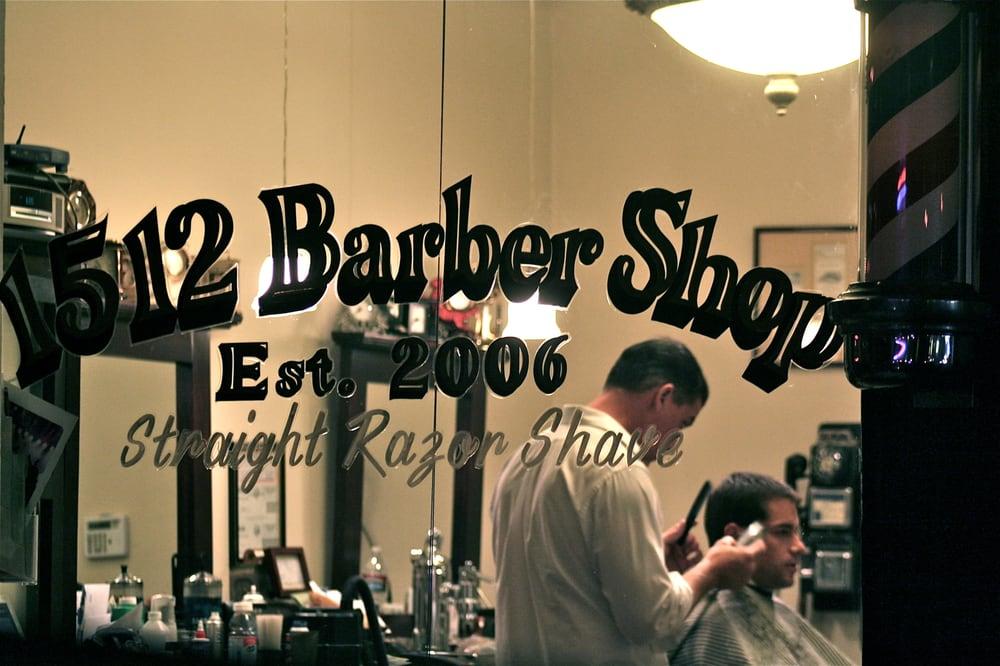 1512 Barber Shop: 1532 20th St, San Francisco, CA