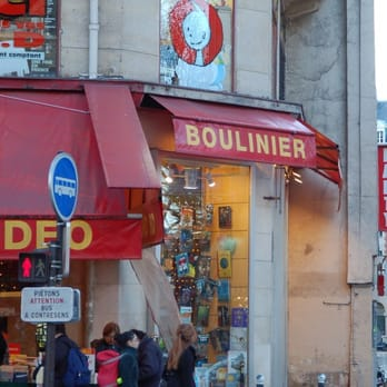 Boulinier 14 photos 33 avis librairie 20 bd saint michel saint m - Numero encombrant paris ...