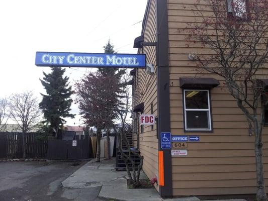 Photo Of City Center Motel Anchorage Ak United States