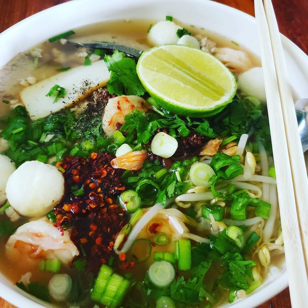 Khmer Kitchen: 222 Fitz Rd, Alvin, TX