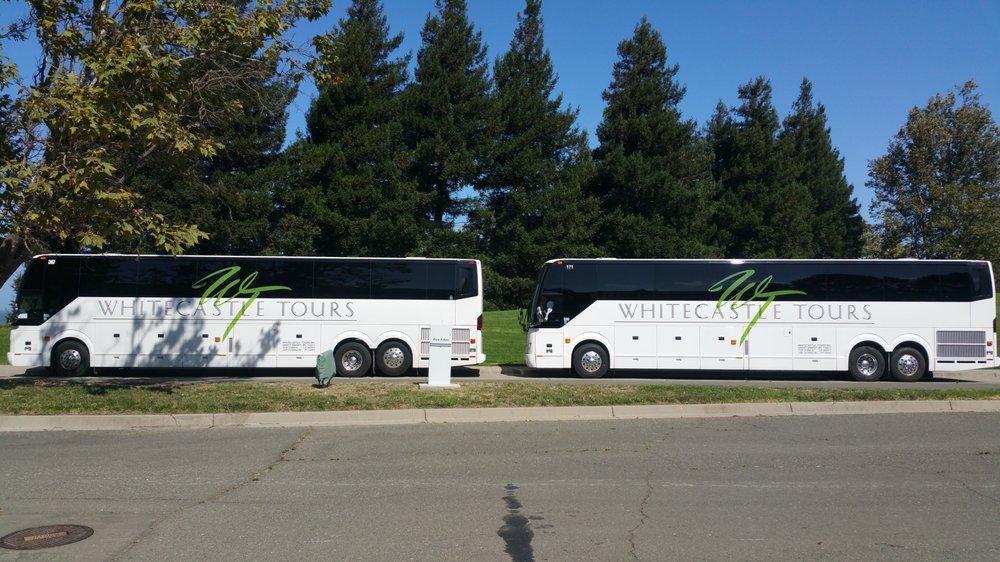 Whitecastle Tours: 6111 Southfront Rd, Livermore, CA