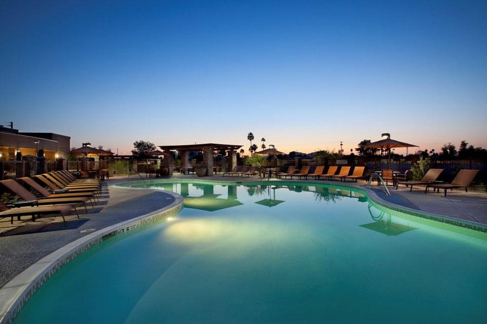 Marriott Hotels In Scottsdale Az