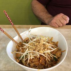 Lovely Photo Of Thai Lotus Kitchen   Dallas, TX, United States. Pad Thai