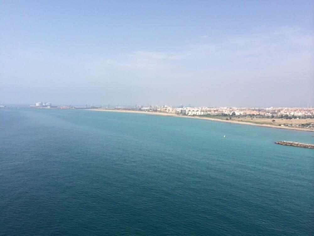 Platja del port de sagunt beaches avenida mediterr neo 143 puerto de sagunto valencia - Tanatorio puerto de sagunto ...