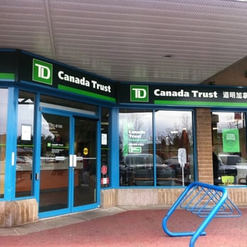 how to find your branch number td