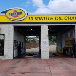 Cheapest Place To Get An Oil Change Near Me >> Pennzoil 10 Minute Oil Change Center Towing 1100