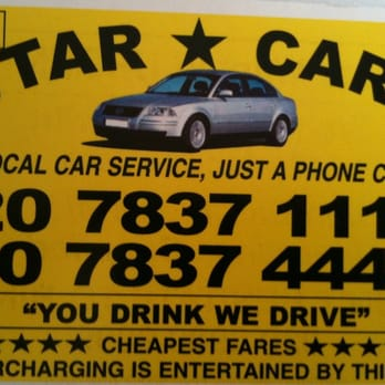 Star Cars Taxi Minicabs Bow Road Bow London Phone