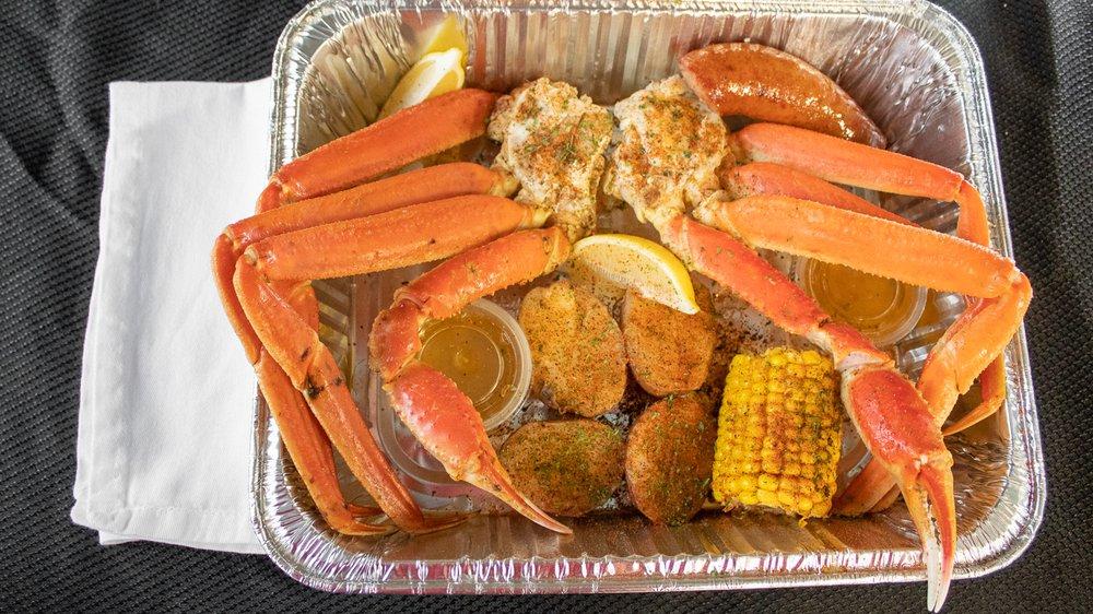 Bubba Gandy Seafood Cajun Market: 3600 Frederica St, Owensboro, KY