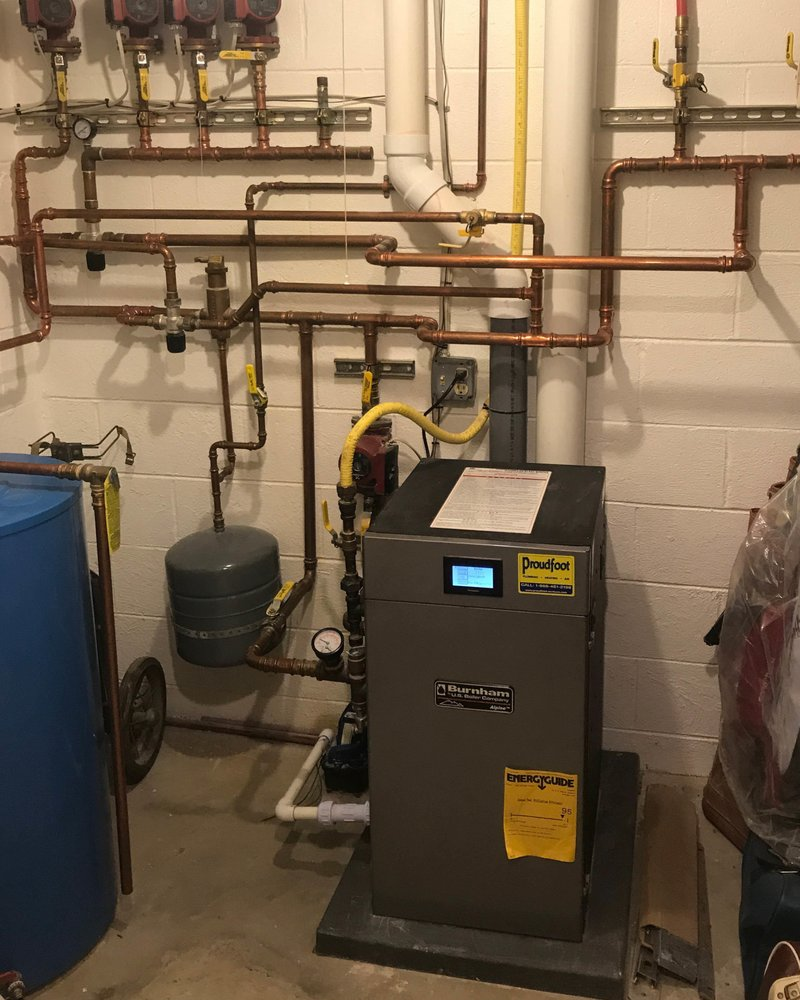 Proudfoot Plumbing, Heating and Air: 229 W 8th Ave, West Homestead, PA