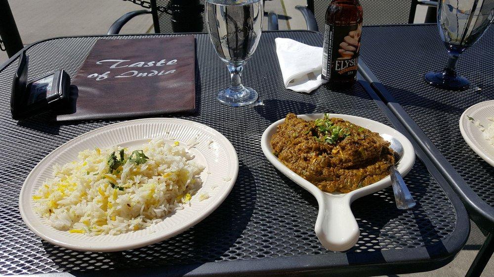 Taste of India: 420 W Gates St, Mount Vernon, WA