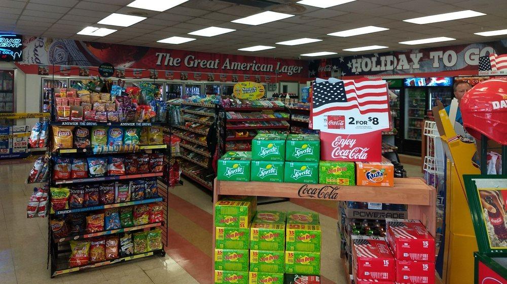 Holiday Foods Number 3: 933 Wilkesboro Blvd NE, Lenoir, NC