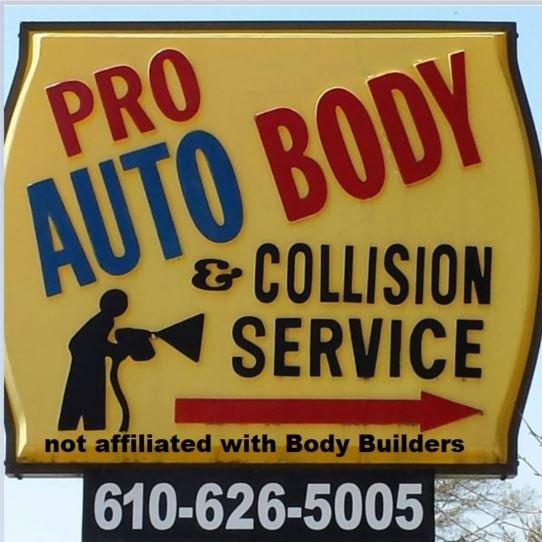 Pro Auto Body & Collision Service: 101-103 E Baltimore Ave, Lansdowne, PA