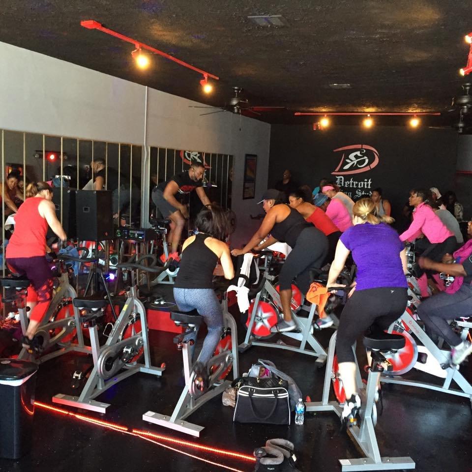 Detroit Cycling Studio