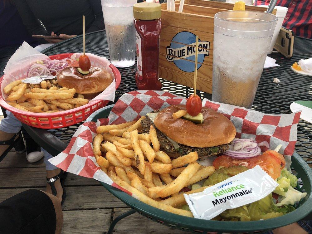 Riverside Cafe: 180 E Lake Dr, Medicine Park, OK