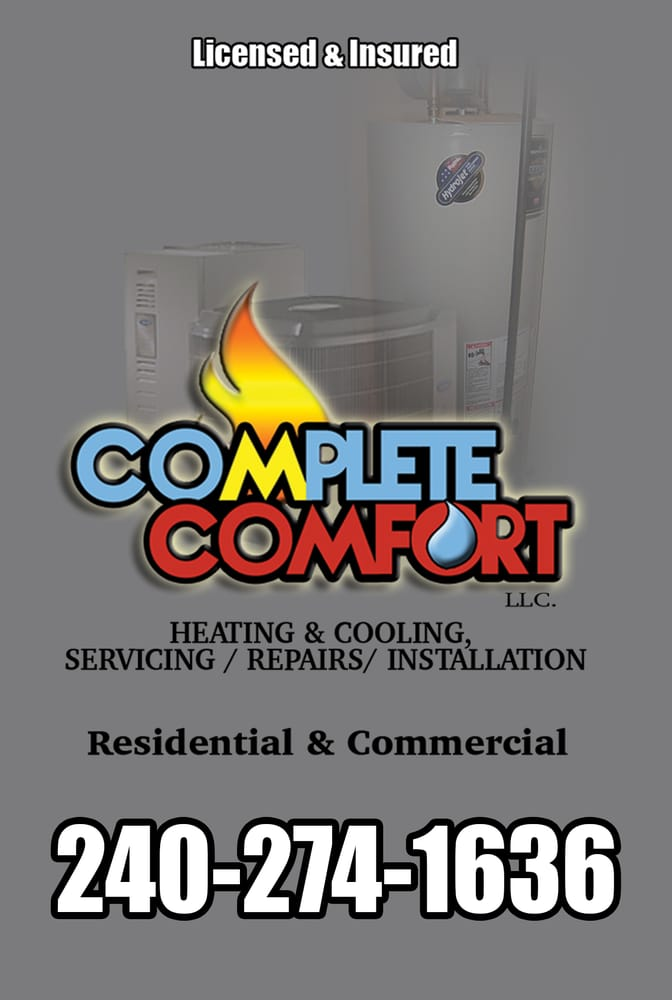 Complete Comfort: Odenton, MD