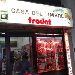 La casa del timbre marketing tenderini 73 santiago - Timbre para casa ...